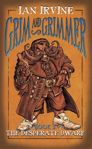 The Desperate Dwarf Grim And Grimmer Author Ian Irvine Desperate time is a book in the elder scrolls online. the desperate dwarf grim and grimmer