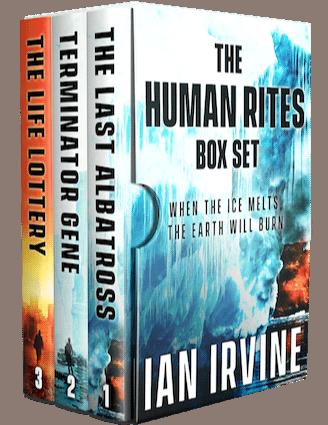 The Human Rites Boxed Set   Ian Irvine   Author Ian Irvine